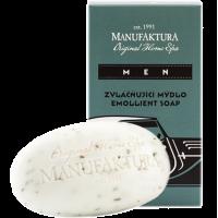 MANUFAKTURA MEN. Мужское растительное мыло