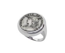 Кольцо Style Avenue. Серебро 925, бижутерный сплав (монета)