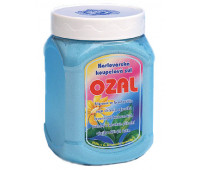 OZAL, цветная соль для ванн, ПЭТ-контейнер, эвкалипт. Вес1000g