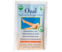 """OZAL, Карловарская смесь """"ванна для ног"""", в пакетиках. Вес 25g"""