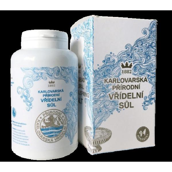 Карловарская минеральная питьевая соль 100 гр.