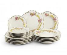 Набор тарелок из 18 предметов ТЮЛЬПАНЫ