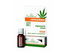 Cannaderm Cannadent .Регенерирующая сыворотка для ухода за губами и слизистой оболочки рта. 5 мл