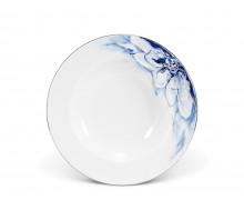 Глубокая тарелка 22,5 см КОБАЛЬТОВЫЙ ЦВЕТОК