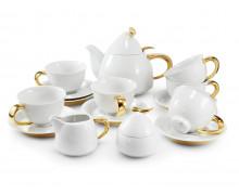 Чайный сервиз КЕЛЬТ ЗОЛОТОЙ 15 предметов