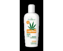 Cannaderm Capillus. Шампунь против выпадения волос с кофеином NEW 150 мл
