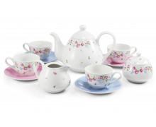 Чайный сервиз ROSELINE, 11 предметов
